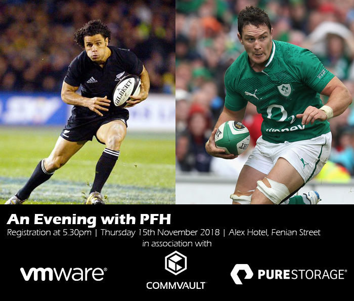 An Evening with PFH