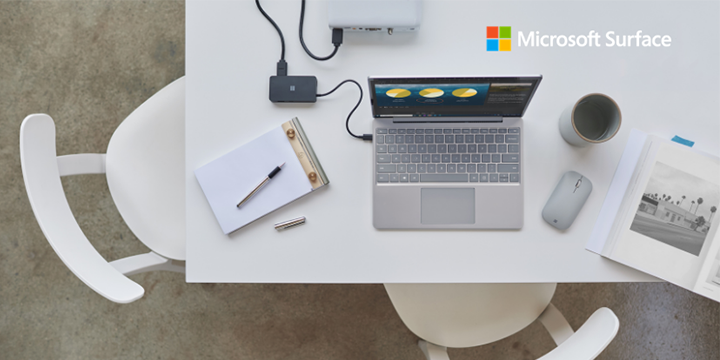 Explore the New Surface Laptop Go for Business