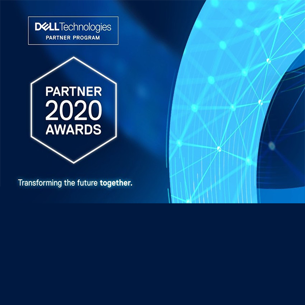 PFH win two awards at the Dell Technologies Partner Awards 2020