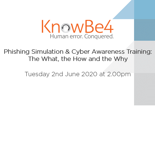 Phishing Simulation & Cyber Awareness Training: The What, the How & the Why