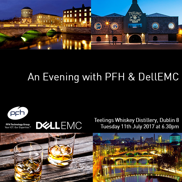An Evening with PFH & Dell EMC