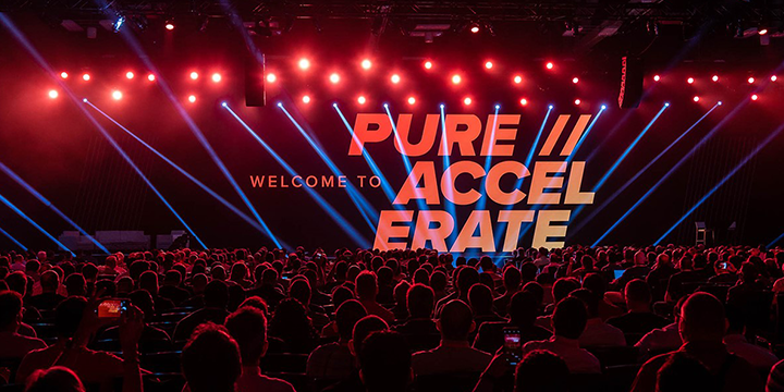 Pure//Accelerate 2019 Update