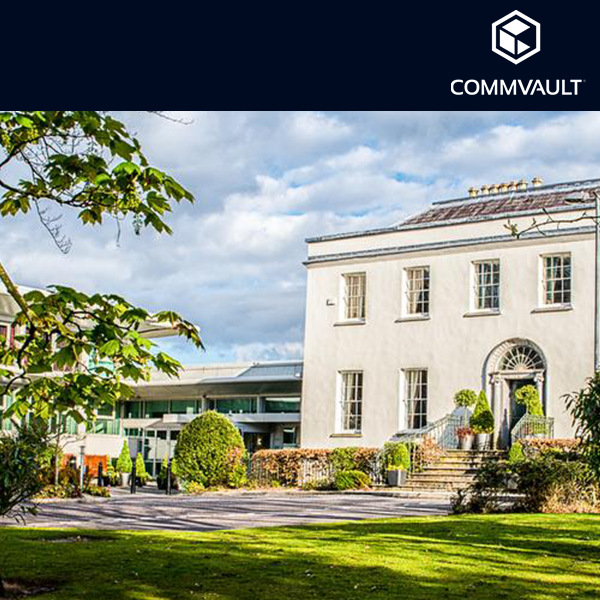 Breakfast Briefing: Manage your data with Commvault