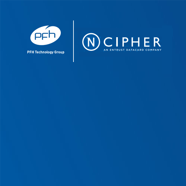 PFH announced as a nCipher partner